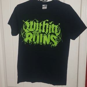 WITHIN THE RUINS BAND TEE
